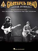 Cover icon of Truckin' sheet music for guitar (tablature) by Grateful Dead, Bob Weir, Jerry Garcia, Phil Lesh and Robert Hunter, intermediate skill level