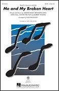 Cover icon of Me And My Broken Heart sheet music for choir (SATB: soprano, alto, tenor, bass) by Alan Billingsley, Rixton, Ammar Malik, Benjamin Levin, Robert Thomas, Steve Mac and Wayne Hector, intermediate skill level