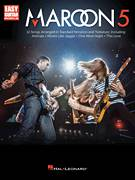 Cover icon of Sugar sheet music for guitar solo (easy tablature) by Maroon 5, Adam Levine, Henry Walter, Jacob Kasher Hindlin, Joshua Coleman, Lukasz Gottwald and Mike Posner, easy guitar (easy tablature)
