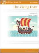 Cover icon of The Viking Feast sheet music for piano solo (elementary) by Carolyn C. Setliff and Bailey McKinney, beginner piano (elementary)