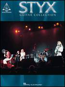 Cover icon of Mademoiselle sheet music for guitar (tablature) by Styx, Dennis DeYoung and Tommy Shaw, intermediate skill level