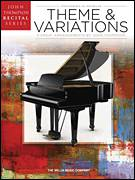 Cover icon of Variations On Three Blind Mice sheet music for piano solo (elementary) by John Thompson, beginner piano (elementary)