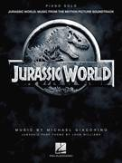 Cover icon of It's A Small Jurassic World from Jurassic World sheet music for piano solo by Michael Giacchino, classical score, intermediate skill level