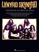 Cover icon of Gimme Three Steps sheet music for guitar solo (easy tablature) by Lynyrd Skynyrd, Allen Collins and Ronnie Van Zant, easy guitar (easy tablature)