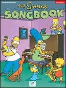 Cover icon of Deep, Deep Trouble sheet music for voice, piano or guitar by The Simpsons, Jeffrey Townes and Matt Groening, intermediate skill level