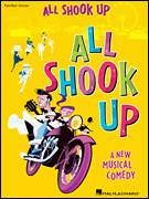 Cover icon of Heartbreak Hotel sheet music for voice, piano or guitar by Elvis Presley, All Shook Up (Musical), Mae Boren Axton and Tommy Durden, intermediate skill level