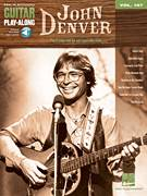 Cover icon of Rocky Mountain High sheet music for guitar (tablature, play-along) by John Denver and Mike Taylor, intermediate skill level