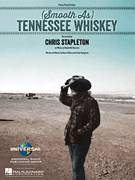 Cover icon of (Smooth As) Tennessee Whiskey sheet music for voice, piano or guitar by Chris Stapleton, George Jones, Dean Dillon and Linda Hargrove, intermediate skill level