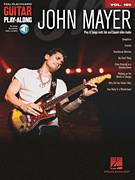 Cover icon of Your Body Is A Wonderland sheet music for guitar (tablature, play-along) by John Mayer, intermediate skill level