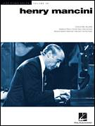 Cover icon of Charade [Jazz version] (arr. Brent Edstrom) sheet music for piano solo by Henry Mancini, intermediate skill level