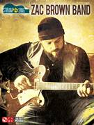 Cover icon of Free sheet music for guitar (chords) by Zac Brown Band and Zac Brown, intermediate skill level
