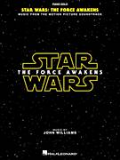 Cover icon of Main Title And The Attack On The Jakku Village sheet music for piano solo by John Williams, intermediate skill level