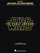 Cover icon of Rey's Theme sheet music for piano solo by John Williams, easy skill level