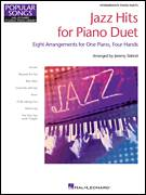 Cover icon of Come Fly With Me sheet music for piano four hands by Sammy Cahn, Jeremy Siskind and Jimmy van Heusen, intermediate skill level