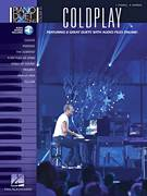 Cover icon of Trouble sheet music for piano four hands by Coldplay, Chris Martin, Guy Berryman, Jon Buckland and Will Champion, intermediate skill level