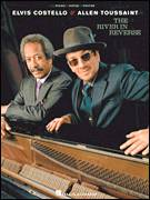 Cover icon of The River In Reverse sheet music for voice, piano or guitar by Elvis Costello & Allen Toussaint, Allen Toussaint and Elvis Costello, intermediate skill level