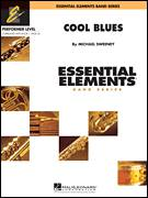 Cover icon of Cool Blues (COMPLETE) sheet music for concert band by Michael Sweeney, intermediate skill level