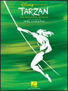 Cover icon of Son Of Man sheet music for voice, piano or guitar by Phil Collins and Tarzan (Musical), intermediate skill level