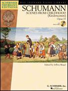 Cover icon of A Child Falling Asleep, Op. 15, No. 12 sheet music for piano solo by Robert Schumann, classical score, intermediate skill level