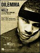 Cover icon of Dilemma sheet music for voice, piano or guitar by Nelly featuring Kelly Rowland, Kelly Rowland, Nelly, Antwon Maker, Bunny Sigler and Cornell Haynes, intermediate skill level