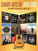 Cover icon of Ex's and Oh's sheet music for ukulele by Elle King, Dave Bassett and Tanner Schneider, intermediate skill level