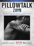 Cover icon of Pillowtalk sheet music for voice, piano or guitar by Zayn, Anthony Hannides, Joe Garrett, Levi Lennox, Michael Hannides and Zayn Malik, intermediate skill level