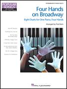 Cover icon of And All That Jazz sheet music for piano four hands by John Kander, Fred Kern and Fred Ebb, intermediate skill level