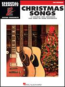 Cover icon of The Christmas Song (Chestnuts Roasting On An Open Fire) sheet music for guitar ensemble by J Arnold and Mel Torme, intermediate skill level