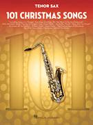Cover icon of I Saw Mommy Kissing Santa Claus sheet music for tenor saxophone solo by Tommie Connor, intermediate skill level