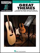 Cover icon of Theme From Star Trek sheet music for guitar ensemble by Alexander Courage and Gene Roddenberry, intermediate skill level