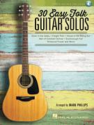 Cover icon of Wildwood Flower sheet music for guitar solo by Mark Phillips, intermediate skill level