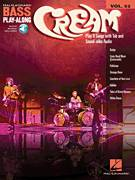 Cover icon of Politician sheet music for bass (tablature) (bass guitar) by Cream, Jack Bruce and Pete Brown, intermediate skill level