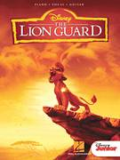 Cover icon of Here Comes The Lion Guard sheet music for voice, piano or guitar by Beau Black, Ford Riley and Sarah Mirza, intermediate skill level