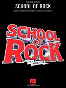 Cover icon of You're In The Band (from School of Rock: The Musical) sheet music for voice, piano or guitar by Andrew Lloyd Webber and Glenn Slater, intermediate skill level