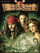Cover icon of Dinner Is Served (from Pirates Of The Caribbean: Dead Man's Chest) sheet music for piano solo by Hans Zimmer, easy skill level