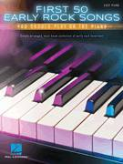 Cover icon of At The Hop sheet music for piano solo by Danny & The Juniors, Miscellaneous, Arthur Singer, David White and John Madara, beginner skill level