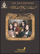 Cover icon of Intimate Secretary sheet music for guitar (tablature) by The Raconteurs, Brendan Benson and Jack White, intermediate skill level