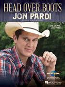 Cover icon of Head Over Boots sheet music for voice, piano or guitar by Jon Pardi and Luke Laird, intermediate skill level