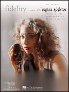 Cover icon of Fidelity sheet music for voice, piano or guitar by Regina Spektor, intermediate skill level