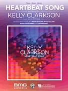 Cover icon of Heartbeat Song sheet music for voice, piano or guitar by Kelly Clarkson, Audra Butts, Jason Evigan and Kara DioGuardi, intermediate skill level