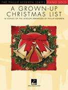 Cover icon of Grown-Up Christmas List sheet music for piano solo by David Foster, Phillip Keveren, Amy Grant and Linda Thompson-Jenner, intermediate skill level