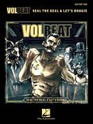 Cover icon of Goodbye Forever sheet music for guitar (rhythm tablature) by Volbeat and Michael Poulsen, intermediate skill level