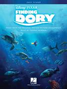 Cover icon of Kelpcake (from Finding Dory) sheet music for piano solo by Thomas Newman, easy skill level