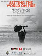 Cover icon of Setting The World On Fire sheet music for voice, piano or guitar by Kenny Chesney feat. Pink, Kenny Chesney, Miscellaneous, Josh Osborne, Matt Jenkins and Ross Copperman, intermediate skill level
