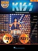 Cover icon of Shout It Out Loud sheet music for drums by KISS, Bob Erzin, Gene Simmons and Paul Stanley, intermediate skill level