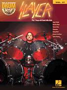 Cover icon of South Of Heaven sheet music for drums by Slayer, Jeff Hanneman and Tom Araya, intermediate skill level