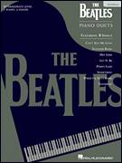 Yesterday for piano four hands - the beatles yesterday sheet music