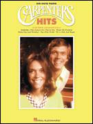 Cover icon of Rainy Days And Mondays sheet music for piano solo (big note book) by Carpenters, Paul Williams and Roger Nichols, easy piano (big note book)