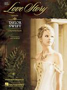 Cover icon of Love Story sheet music for piano solo (chords, lyrics, melody) by Taylor Swift, intermediate piano (chords, lyrics, melody)