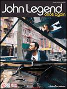 Cover icon of Again sheet music for voice, piano or guitar by John Legend and John Stephens, intermediate skill level